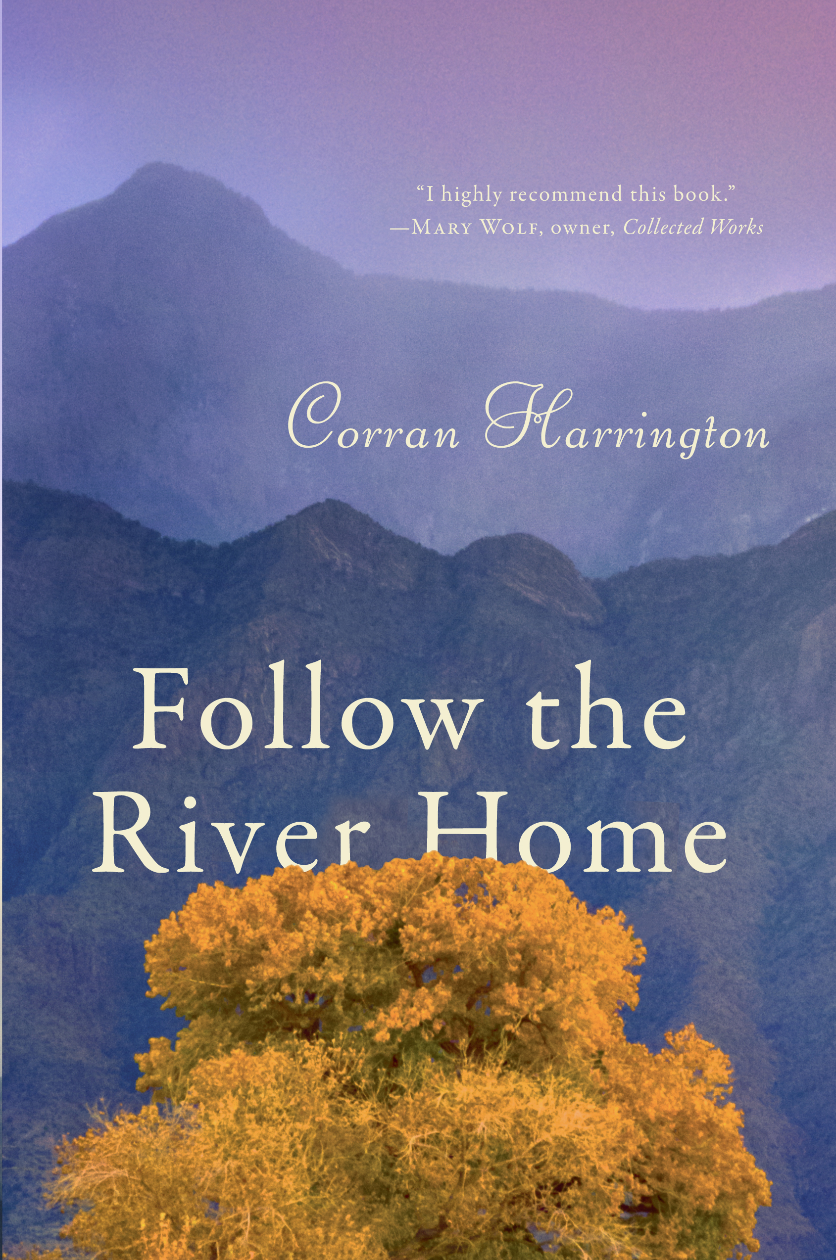 follow the River home cover